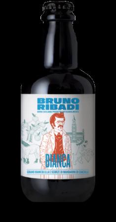 Bianca cl75 - Birrificio Bruno Ribadi - Birra Italia