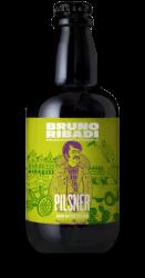 Pilsner cl33 - Birrificio Bruno Ribadi - Birra Italia
