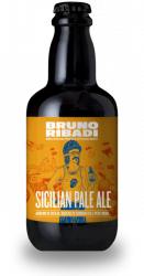 Sicilian Pale Ale cl33 - Birrificio Bruno Ribadi - Birra Italia