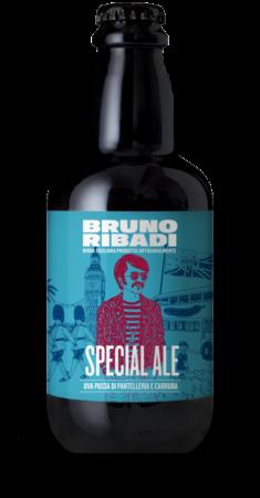 Special Ale cl75 - Birrificio Bruno Ribadi - Birra Italia