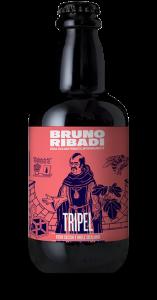 Tripel cl33 - Birrificio Bruno Ribadi - Birra Italia