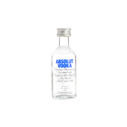 Mignon Absolut Vodka cl5 -  -