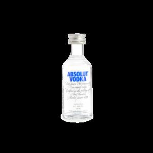 Mignon Absolut Vodka cl5 -  -