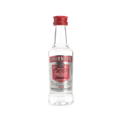 Mignon Vodka Smirnoff cl5 -  -
