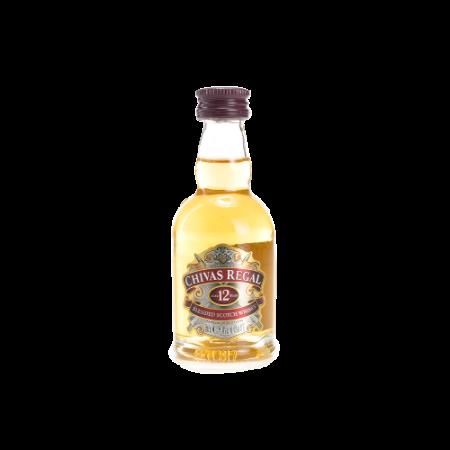 Mignon Chivas Regal Whisky cl5 -  -