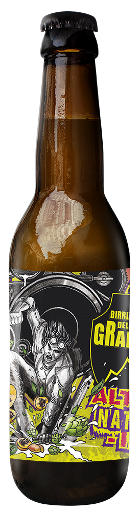 Alternative Ipa 33cl - Birrificio della Granda - Birra Italia