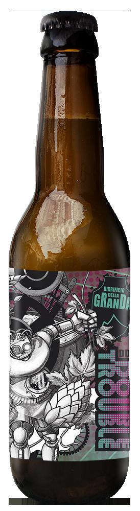 Double Trouble Ipa 33cl - Birrificio della Granda - Birra Italia