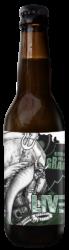 LiveD - Quadrupel 33cl - Birrificio della Granda - Birra Italia