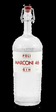 Gin Marconi 46 - Distilleria Poli - Gin Italia