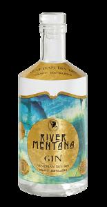 Gin River Mentana - Rime Craft Distillers - Gin Italia