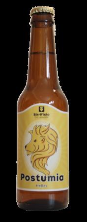 Postumia 33cl - Birrificio 17 - Birra Italia