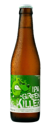 Green Killer cl33 - Brasserie De Silly - Birra Belgio
