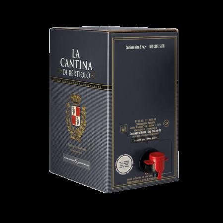 Bag Box 5 litri - Pinot Bianco - Cabert - Vino Friuli Venezia Giulia