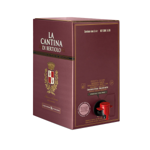 Bag Box 5 litri - Franconia - Cabert - Vino Friuli Venezia Giulia