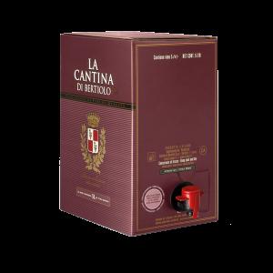 Bag Box 5 litri - Pinot Nero - Cabert - Vino Friuli Venezia Giulia