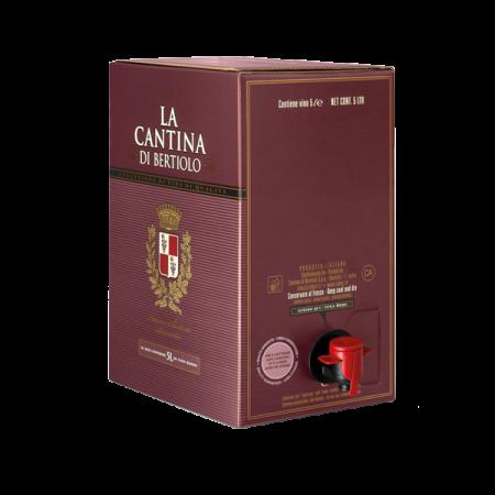 Bag Box 5 litri - Refosco dal Peduncolo Rosso - Cabert - Vino Friuli Venezia Giulia