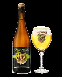 Lupulus Organicus Bio cl75 - Brasserie les 3 Fourquetes - Birra Belgio