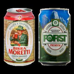 Pacchetto Birra in Lattina da Grigliata - Forst - Birra Italia