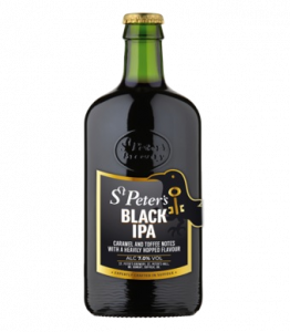 St. Peter's Black IPA cl50 - St. Peters Brewery - Birra Regno Unito