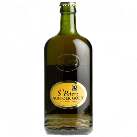 St. Peter's Suffoks Gold cl50 - St. Peters Brewery - Birra Regno Unito