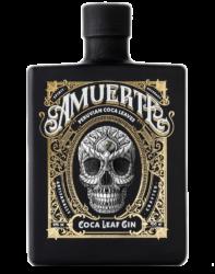 Gin Amuerte Black - Gin Amuerte - Gin Belgio