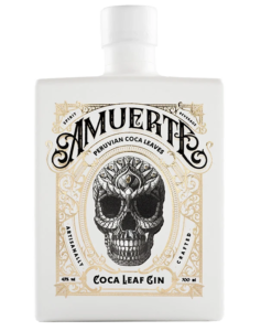 Gin Amuerte White - Gin Amuerte - Gin Belgio