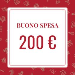 Carta Regalo 200€ -  -
