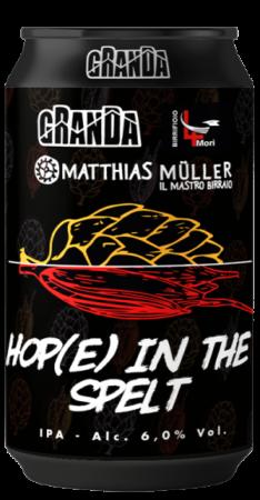 Hop(e) in the Spelt - Birrificio della Granda - Birra Italia