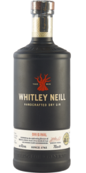 Gin Whitley Neill Original 70cl - Whitley Neill Distillery - Gin Regno Unito