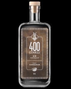 Gin 400 Conigli vol.3 Cardamomo  50cl - 400 Conigli - Gin Italia