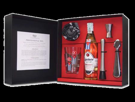 Rum Legendario Pacchetto Professional Mix - Rum Legendario - Rum Cuba