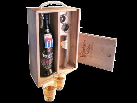Rum Legendario Pacchetto Sigaro - Rum Legendario - Rum Cuba