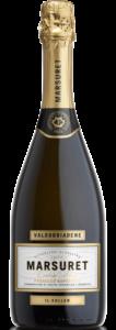 Valdobbiadene Superiore Docg Extra Dry Prosecco Il Soller - Cantina Marsuret - Vino Veneto