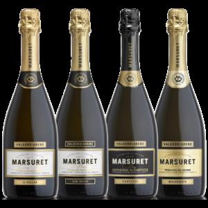 Pacchetto Prosecco Marsuret - 2 - Cantina Marsuret - Vino Veneto