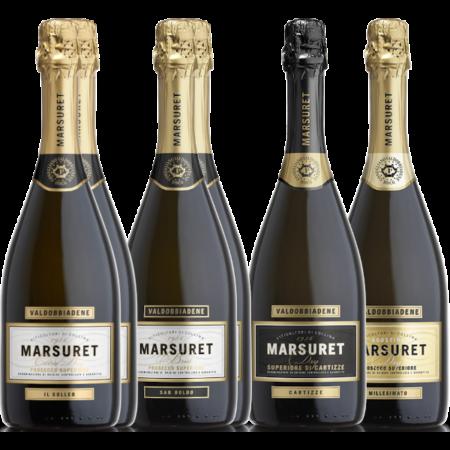 Pacchetto Prosecco Marsuret - Cantina Marsuret - Vino Veneto